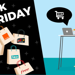 Forfaits mobiles Black Friday