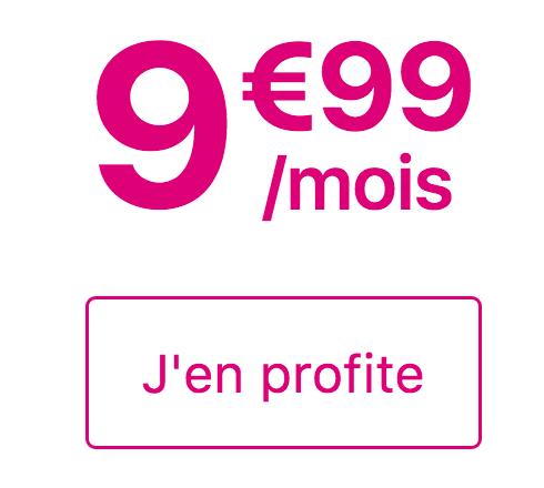 30 Go pour moins de 10€.