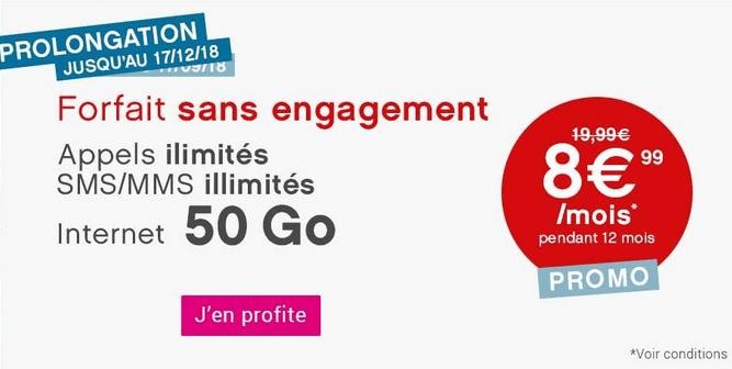Coriolis Télécom forfait mobile en promotion.