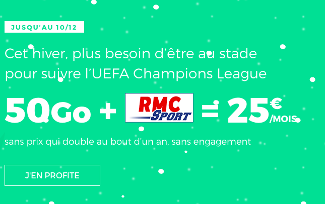 Black Friday Avance Chez Red By Sfr Promo Forfaits Et Box Internet