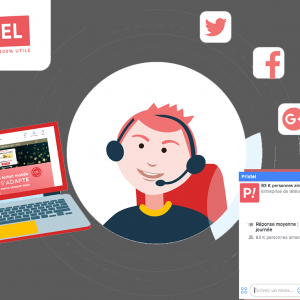 Contacter service client Prixtel