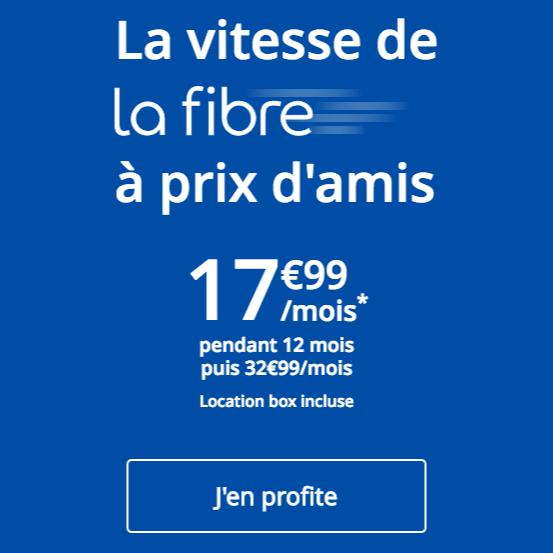 Les promotions sur les box internet de Bouygues Telecom.