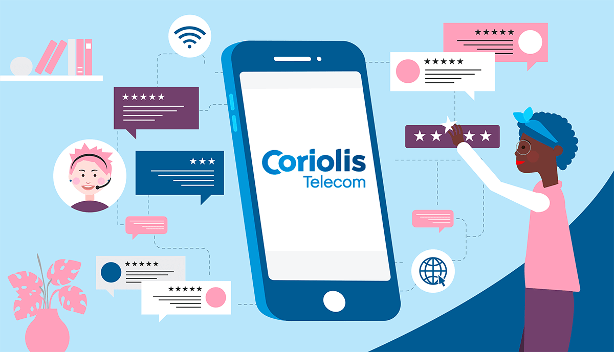 Avis Coriolis Télécom