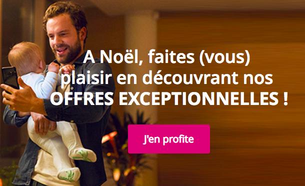 Les forfaits Sensation de Bouygues Telecom en promotion pour Noël.