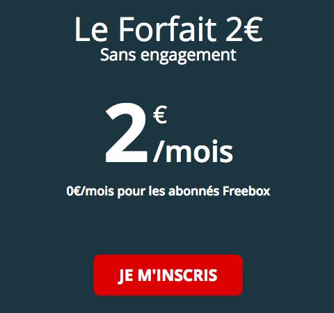 Free mobile, forfait pas cher.