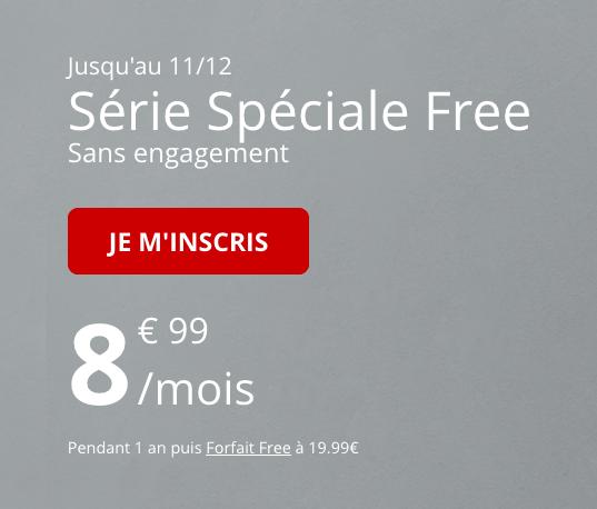 Free Mobile et le forfait pas cher doté de 60 Go de 4G chez Free Mobile.