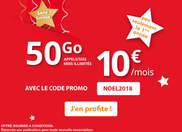 Auchan Telecom forfait mobile pas cher.