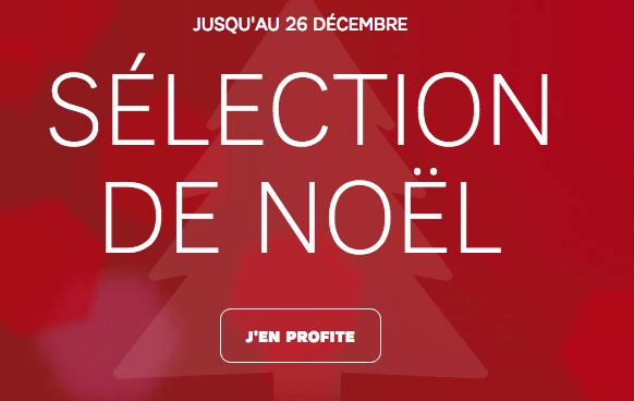 Sélection de Noël SFR forfait mobile Power 50 Go en promotion.