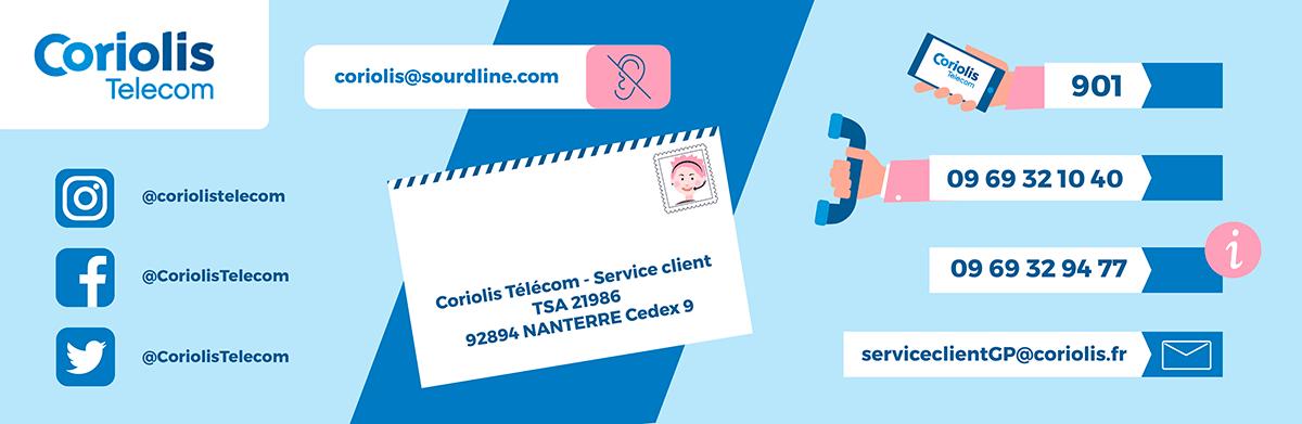 Contacter Coriolis Télécom
