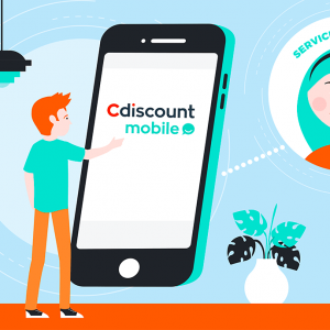 Service client Cdiscount Mobile
