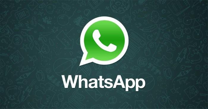 La messagerie WhatsApp