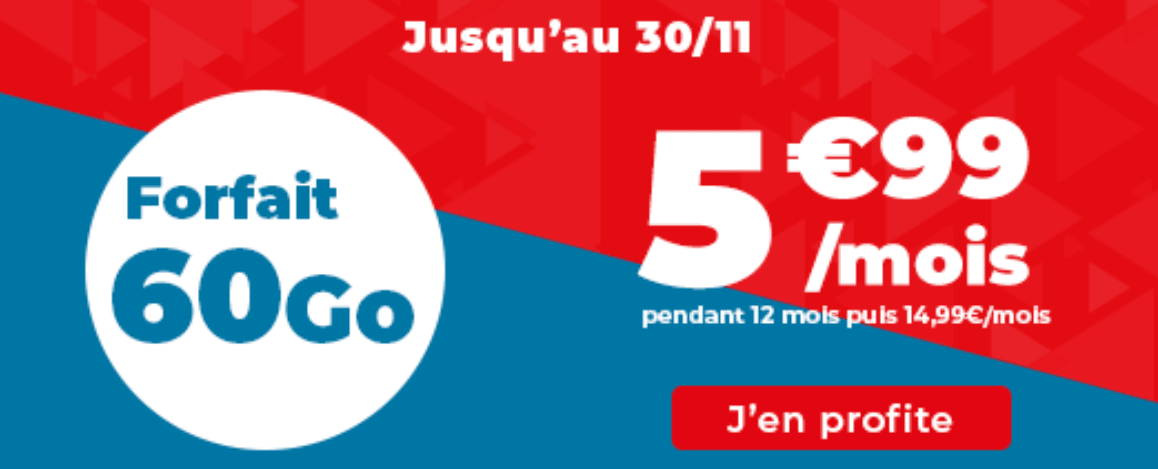 Promo Black Friday Auchan Telecom