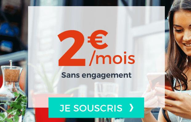 Cdiscount Mobile promotion forfait mobile pas cher.