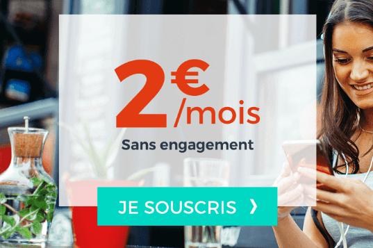 Promotion forfait mobile Cdiscount Mobile pas cher.