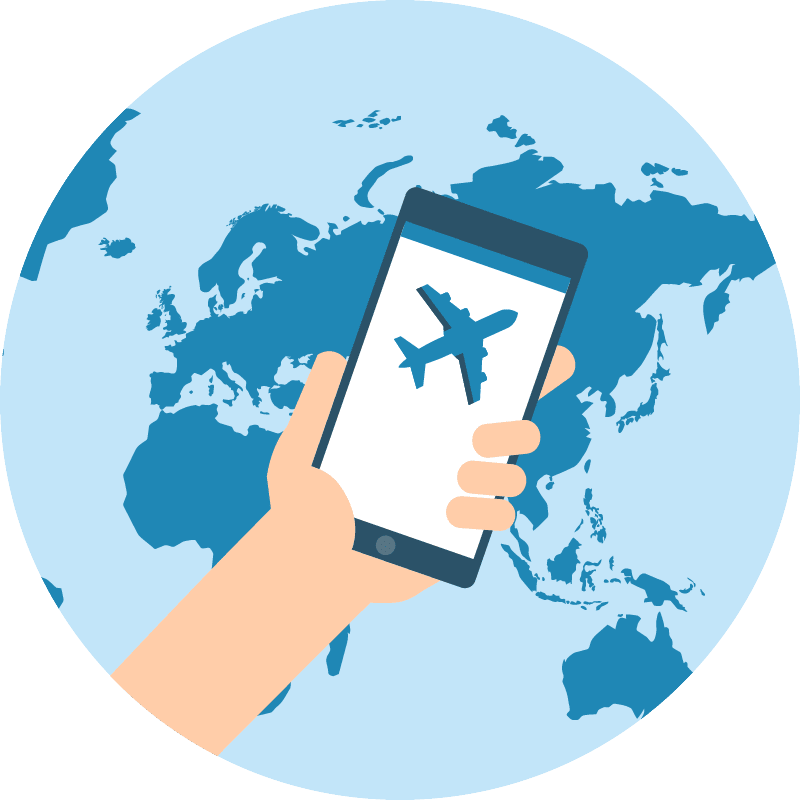 Forfait mobile international