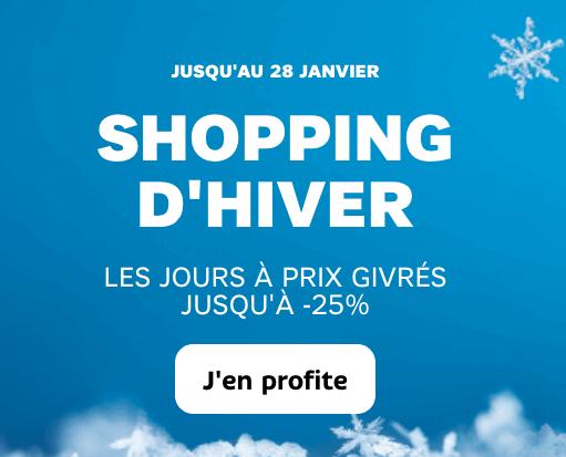 SFR promo et soldes d'hiver avec un smartphone pas cher.