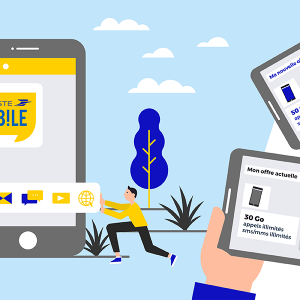 Forfaits La Poste Mobile