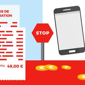 Calcul des tarifs de terminaison pour un forfait mobile