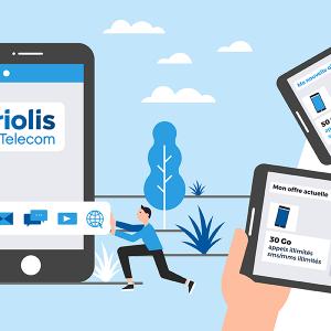 Forfait mobile Coriolis Telecom