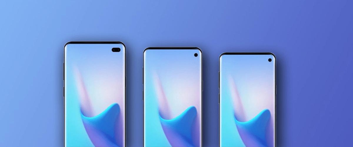 Précommande Samsung Galaxy S10, S10+ et S10e chez SFR.