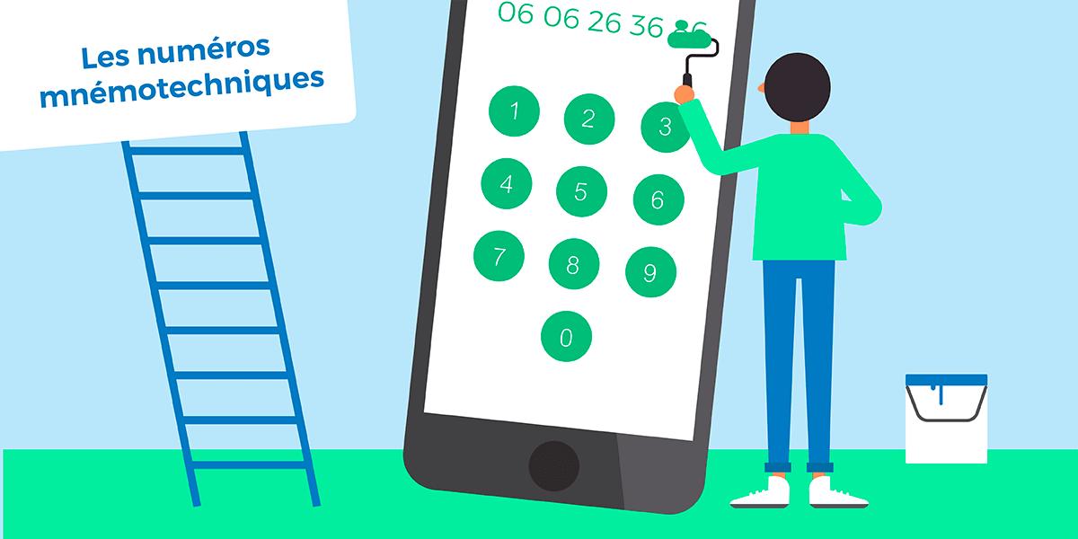 Choisir son numéro de téléphone mobile facile