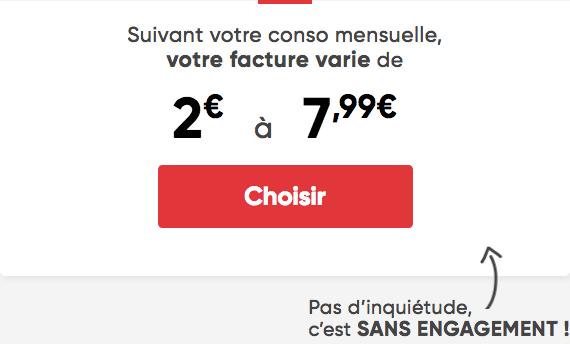 L'essentiel de Prixtel forfait mobile pas cher.