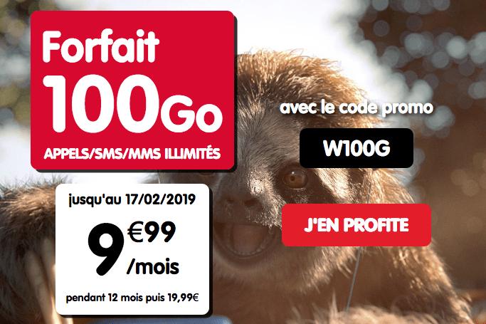 NRJ mobile promotion forfait 4G pas cher avec code promo.