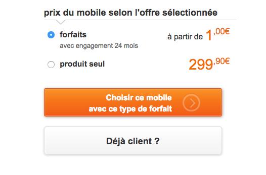 Huawei P20 lite promotion Orange.