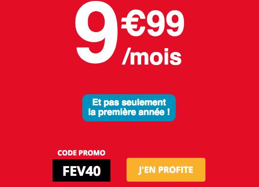 Code promo Auchan Télécom pour un forfait 4G pas cher.