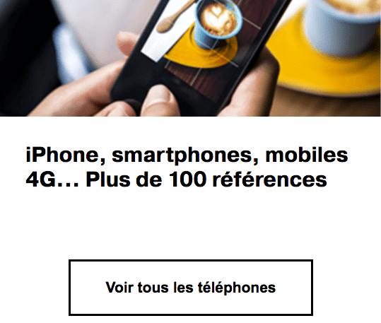 Smartphone Samsung Galaxy A7 et Huawei P20 lite pas chers chez orange 1€.
