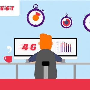 Speedtest 4G