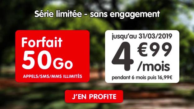 La promotion de NRJ Mobile.
