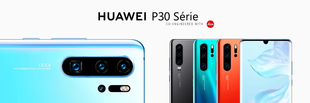 Forfait Huawei P30 et P30 Pro