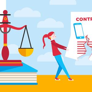 Loi Chatel : résiliation d'un abonnement mobile