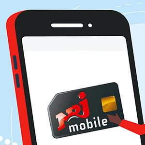 Service client NRJ Mobile