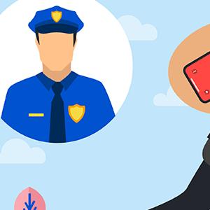 Signaler le vol d'un téléphone