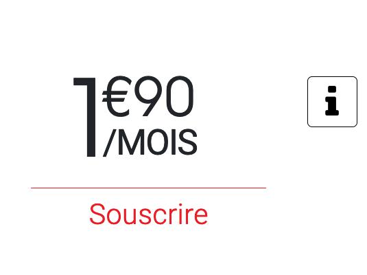 1 Go de 4G pour 2€avec le forfait pas cher de Syma Mobile