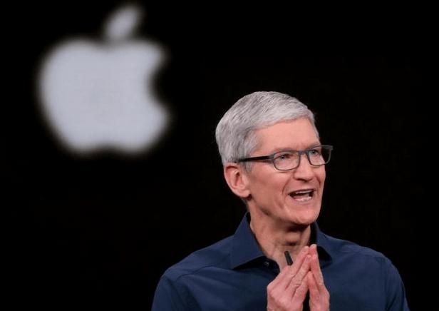 Tim Cook Directeur Général Apple rassure ses investisseurs.