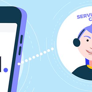 Service client Prixtel