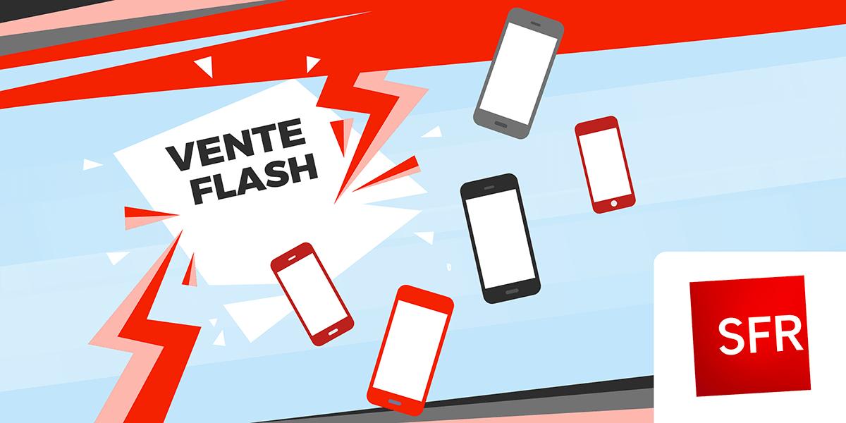 Vente Flash SFR