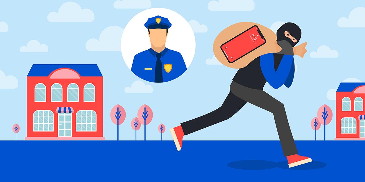 Démarches en cas de vol de son téléphone