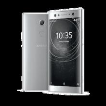 Le Sony Xperia XA2 gris.
