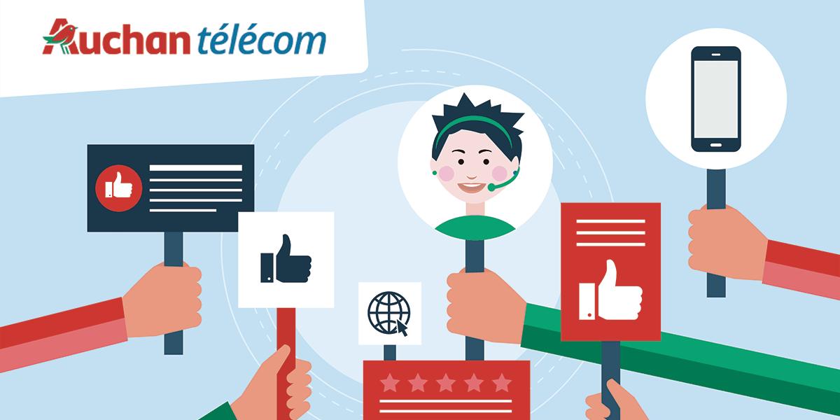 Avis Auchan Telecom