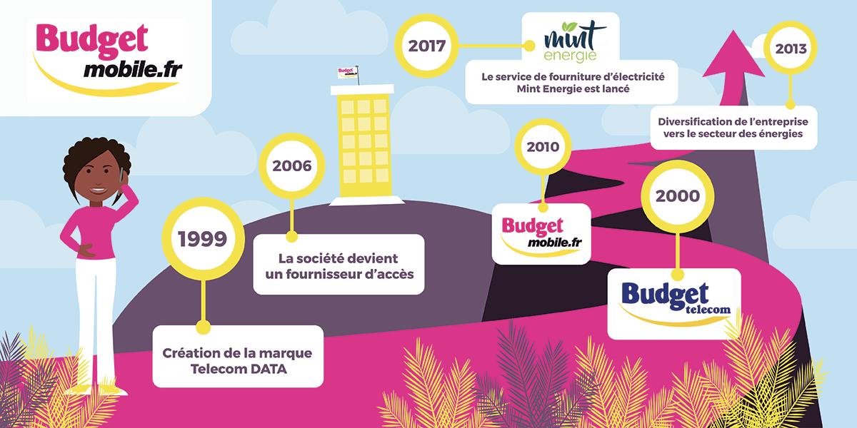Historique Budget Mobile