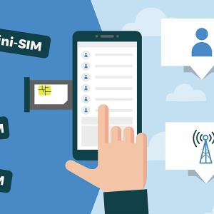 Carte e-SIM