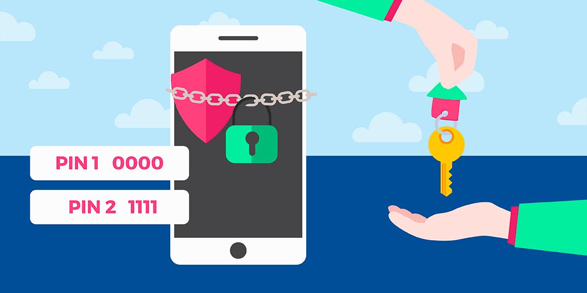 Débloquer code PIN