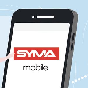 Service client Syma mobile