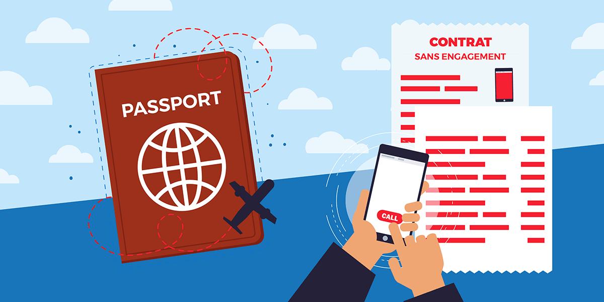 Forfait mobile Français pour un étranger