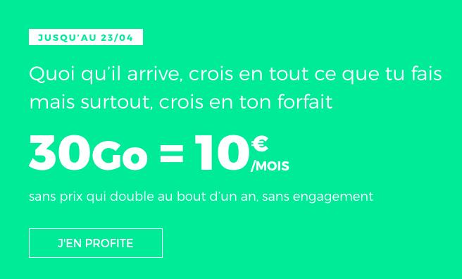 30 Go à 10€