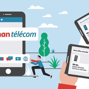 Forfaits mobiles Auchan Telecom